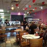 Photo taken at Burgers & Cupcakes by Lorenzo M. on 3/29/2012