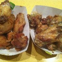 Photo taken at Buffalo Wild Wings by Luigi on 7/4/2012