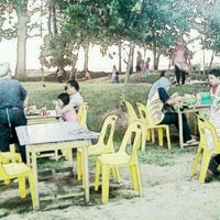 Photo taken at stall no 10 tanjung lobang by Mohamad Zainal A. on 4/21/2012