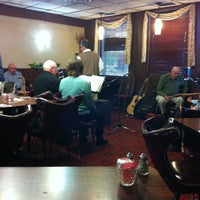 Photo taken at Lincoln Restaurant by Zack D. on 4/9/2012
