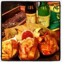 Photo taken at Luke's Lobster by Dre M. on 3/6/2012