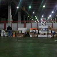Photo taken at Mercado de flores de Buenos Aires by Maximiliano O. on 8/1/2012