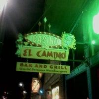 Photo taken at Casino El Camino by Jamien G. on 2/21/2012