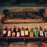 Photo taken at Old Town Tavern by Cristopher on 9/1/2012