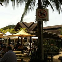 Photo taken at East Coast Lagoon Food Village by Raffi M. on 3/17/2012