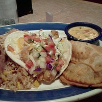 Photo taken at On The Border Mexican Grill & Cantina by Lynnette F. on 3/15/2012