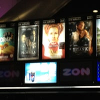 Photo taken at Cinemas NOS Braga Parque by Ana M. on 4/13/2012