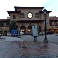Photo taken at Estación de Oviedo by Alejandro F. on 5/18/2012