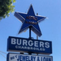 Photo taken at Astro Burgers by Maximus M. on 7/25/2012