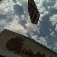 Photo taken at Chick-fil-A by Cindy C. on 7/30/2012