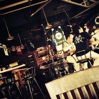 Photo taken at Kanpai Bar & Grill by Kuni Y. on 5/6/2012