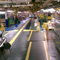 Photo taken at Chrysler Sterling Heights Assembly Plant by Milton S. on 3/16/2012