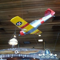 Photo taken at Aviators Restaurant by Alex G. on 4/21/2012