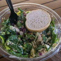 Photo taken at Simply Salad by Tiff B. on 4/28/2012