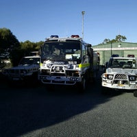 Photo taken at South Coogee Volunteer Bush Fire Brigade by Ian D. on 5/19/2012