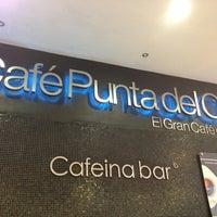 Photo taken at Café Punta Del Cielo by alice P. on 2/29/2012