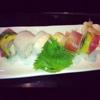 Photo taken at Koji's Sushi & Shabu Shabu by Natalia N. on 8/17/2012
