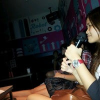 Photo taken at Green Box Karaoke by Yap W. on 2/19/2012