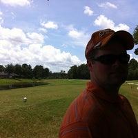 Photo taken at Champions Club at Julington Creek by Joshua L. on 8/12/2012