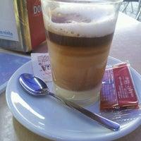 Photo taken at Cafetería Forvm by Eduardo A. on 3/17/2012