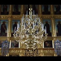 Photo taken at Храм Святителя Николая в Хамовниках by Stanny S. on 7/13/2012