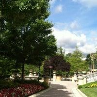 Photo taken at Omni Shoreham Hotel by Sandra C. on 6/5/2012