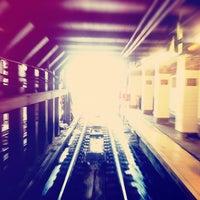 Photo taken at MTA Subway - 7 Train by Steven L. on 7/26/2012