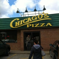 Photo taken at Chicago's Pizza by Chris M. on 3/4/2012