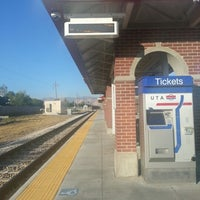 Photo taken at TRAX 4800 West by Benny on 9/13/2012
