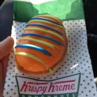 Photo taken at Krispy Kreme Doughnuts by Jason H. on 3/14/2012