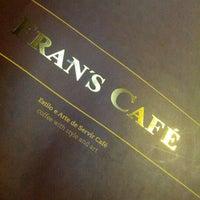 Photo taken at Fran's Café by Léo M. on 5/27/2012