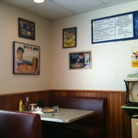 Photo taken at Blue's cafe by Michelle W. on 6/22/2012