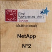 Photo taken at NetApp by Iemand on 8/3/2012