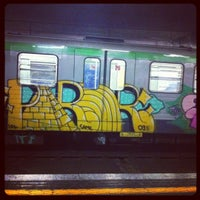 Photo taken at Metro Centrale FS (M2, M3) by Barbara T. on 7/9/2012