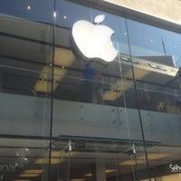 Das Foto wurde bei Apple Rosenstraße von Nina S. am 8/4/2012 aufgenommen