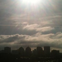 Photo taken at West Oakland BART Station by Meghan B. on 4/19/2012