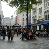 Photo taken at St Christopher's Place by Jeff on 7/15/2012