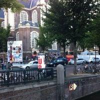 Photo taken at Westermarkt by Jan Pieter on 9/1/2012