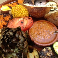 Photo taken at Taverna La Parra by Montse T. on 6/2/2012
