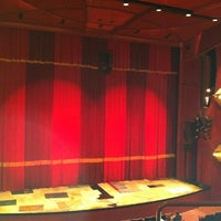 Photo taken at Sunoco Performance Theater by James A. on 2/12/2012