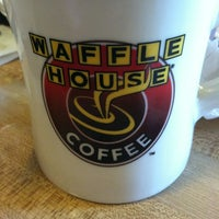 Photo taken at Waffle House by Heather S. on 3/23/2012