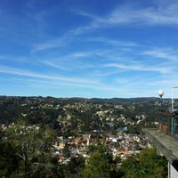 Photo taken at Morro do Elefante by Ian J. on 7/14/2012