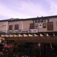 Photo taken at Trinity Three Irish Pubs by Bart W H. on 5/12/2012