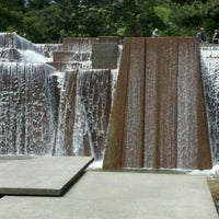Photo taken at Ira C. Keller Fountain by Ally L. on 6/11/2012