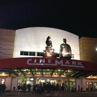 Photo taken at Cinemark by Allan on 8/9/2012