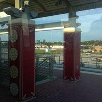 Photo taken at Royal Lane Station (DART Rail) by Shane G. on 8/24/2012
