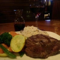 Photo taken at Outback Steakhouse by Karla N. on 9/12/2012