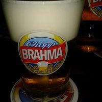 Photo taken at Quiosque da Brahma by Renata P. on 8/6/2012