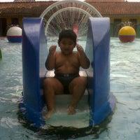 Photo taken at Taman Rekreasi Cimalati by Diky C. on 4/21/2012