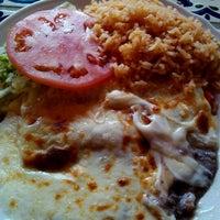 Photo taken at Mi Tierra by Tawanda H. on 4/20/2012
